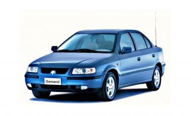 Автомобильные коврики Eva Iran Khodro Samand 2002 - наст. время