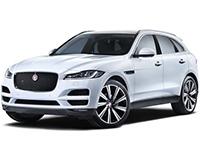 Автомобильные коврики Eva Jaguar F Pace 2016 - наст. время