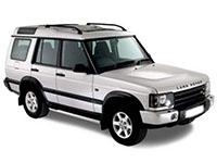 Автомобильные коврики Eva Land Rover Discovery II 1998 - 2004