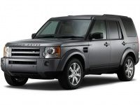 Автомобильные коврики Eva Land Rover Discovery III 2004-2009