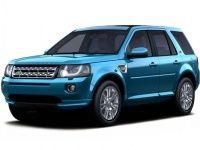 Автомобильные коврики Eva Land Rover Freelander II 2012 - наст. время