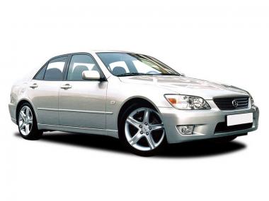 Автомобильные коврики Eva LEXUS IS - 200 1998-2006