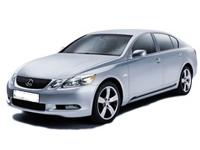 Автомобильные коврики Eva Lexus GS III 2004 - 2012