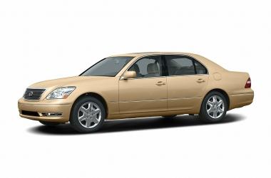 Автомобильные коврики Eva Lexus LS430 III 2000 - 2006