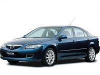 Коврики EVA Mazda 6 (GG) 2002 - 2008 (лифтбек)