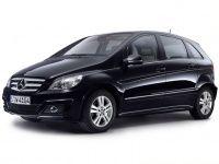 Автомобильные коврики Eva Mercedes B-klasse I (W245) 2005-2011