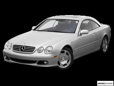 Коврики EVA Mercedes CL-класс (C215) 1999 - 2006 (купэ)