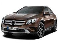 Коврики EVA Mercedes GLA I (X156) 2013 - 2020