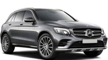 Коврики EVA Mercedes GLC-класс X253 2015 - наст. время