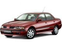 Автомобильные коврики Eva Mitsubishi Carisma 1995 - 2003
