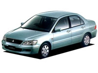 Автомобильные коврики Eva Mitsubishi Lancer Cedia 2000-2003 (правый руль)