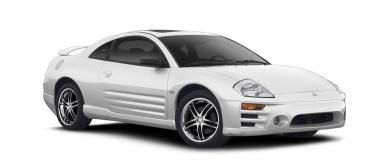 Автомобильные коврики Eva Mitsubishi Eclipse III 1999 - 2006