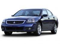 Автомобильные коврики Eva Mitsubishi Galant IX 2003 - 2012
