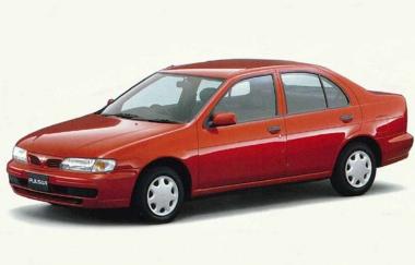 Автомобильные коврики Eva Nissan Almera (N15) 1995 - 2000