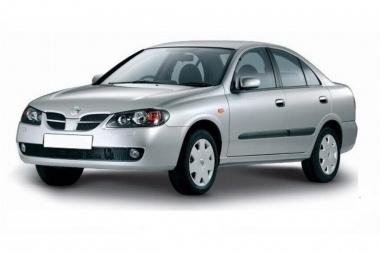 Автомобильные коврики Eva Nissan Almera (N16, правый руль) 2000 - 2006