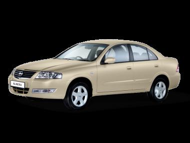 Автомобильные коврики Eva Nissan Almera Classic (2006 - 2013)