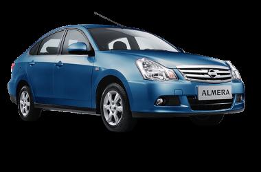 Автомобильные коврики Eva Nissan Almera (G15) 2012 - наст. время