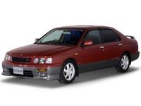 Автомобильные коврики Eva Nissan Bluebird (U14, правый руль) 1996 - 2001