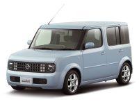 Автомобильные коврики Eva Nissan Cube II (Z11) (правый руль) 2002 - 2008