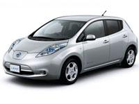 Автомобильные коврики Eva Nissan Leaf I (ZE0/AZE0) 2010-2017 (правый руль)