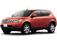 Автомобильные коврики Eva Nissan Murano (Z50) 2002 - 2008