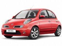 Автомобильные коврики Eva Nissan Micra (K12) 2003 - 2010