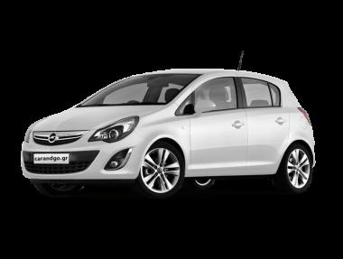 Автомобильные коврики Eva Opel Corsa D 2006 - 2014