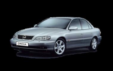 Автомобильные коврики Eva Opel Omega B 1994 - 2004