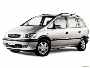 Автомобильные коврики Eva Opel Meriva B 2010 - наст. время