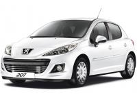 Коврики EVA Peugeot 207 2006 - 2012