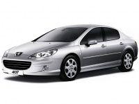 Коврики EVA Peugeot 407 2004 - 2010