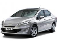 Коврики EVA Peugeot 408 2011 - наст. время