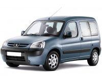 Коврики EVA Peugeot Partner I 1997 - 2008 (грузовой)