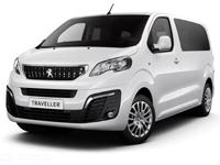 Коврики EVA Peugeot Traveller 2016 - наст. время (7 мест)