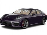Коврики EVA Porsche Panamera I LONG рестайлинг 2013 – 2016