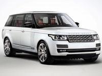 Автомобильные коврики Eva Range Rover IV 2012 - наст. время (long)