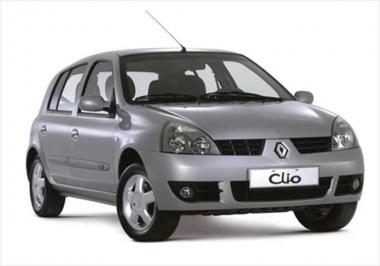 Автомобильные коврики Eva Renault Clio II 1998 - 2013