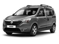 Коврики EVA Renault Dokker 2012-н.в.