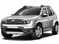 Автомобильные коврики Eva Renault Duster 2011 - 2015 AWD