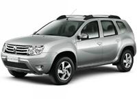 Коврики EVA Renault Duster 2011 - 2015 (передний привод)