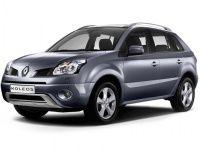 Коврики EVA Renault Koleos 2008 - 2016
