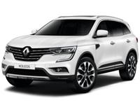 Автомобильные коврики Eva Renault Koleos 2016 - н.в.
