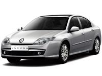 Автомобильные коврики Eva Renault Laguna III 2007 - наст. время