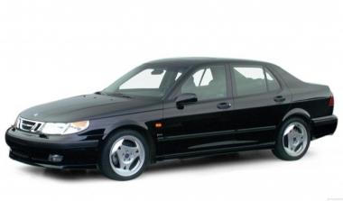 Автомобильные коврики Eva Saab 9-5 I 1997-2010