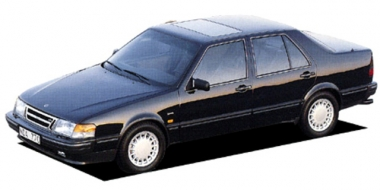 Автомобильные коврики Eva Saab 9000 1989 - 1998