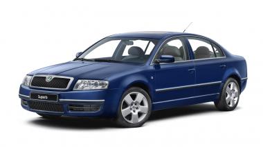 Автомобильные коврики Eva Skoda Superb 2002 - 2008