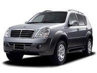 Автомобильные коврики Eva Ssang Yong Rexton I, II 2002 - 2012