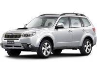 Автомобильные коврики Eva Subaru Forester IV 2013 - наст. время