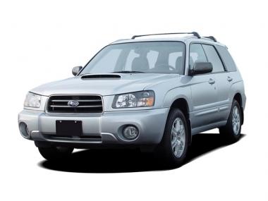 Автомобильные коврики Eva Subaru Forester III (правый руль) 2008 - 2013