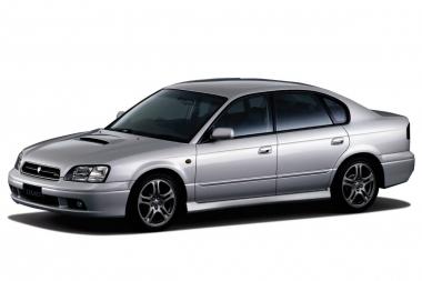 Автомобильные коврики Eva Subaru Legacy III (правый руль) 1998 - 2003